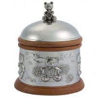 Royal Selangor Teddy bears' picnic music box